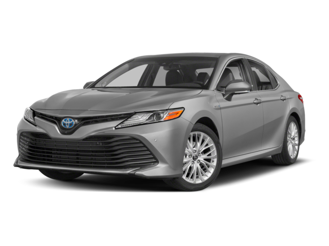 2018 Toyota Camry Hybrid Le Cvt Side Front View