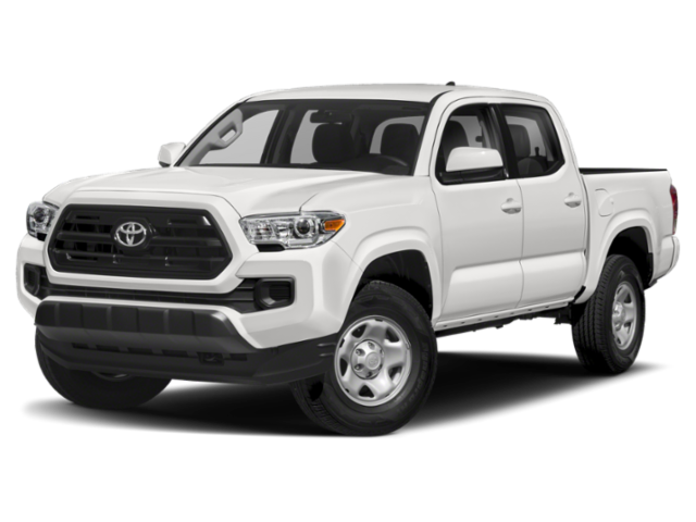 2018 Toyota Tacoma Trd Off Road Double Cab 5 Bed V6 4x4 At Ratings Pricing Reviews Awards