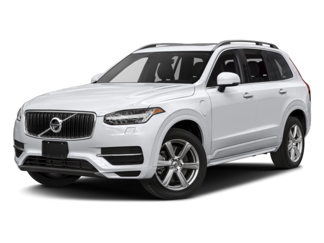 2018 Volvo Xc90 T8 Eawd Plug In Hybrid 7 Penger Inscription Side Front View