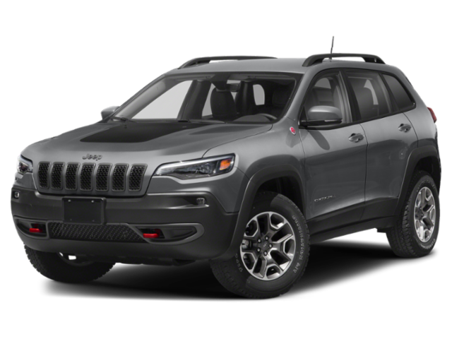Black 2018 Jeep Cherokee Latitude