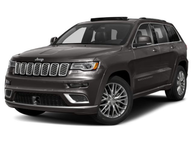 2019 jeep grand-cherokee Specs and Performance
