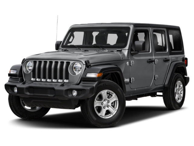 2019 Jeep Wrangler Unlimited Sport 4x4 Pricing & Ratings