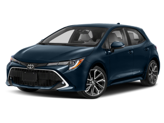 2019 toyota corolla-hatchback Specs and Performance