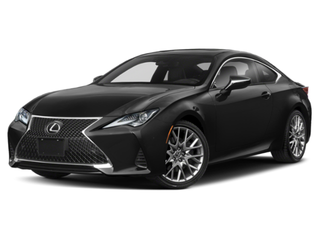 2020 lexus rc Specs and Performance