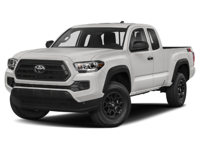 2020 toyota tacoma-4wd Specs and Performance