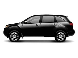 2008 Acura MDX Pictures MDX Utility 4D Technology DVD AWD photos side view