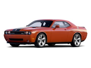 2008 Dodge Challenger Pictures Challenger Coupe 2D SRT-8 photos side front view