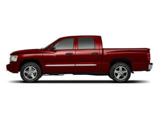 2008 Dodge Dakota Pictures Dakota Quad Cab SLT photos side view