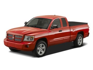 2008 Dodge Dakota Pictures Dakota Club Cab TRX photos side front view