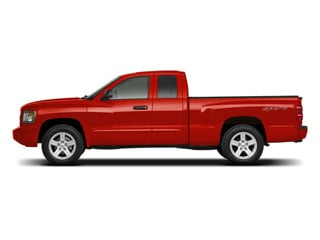 2008 Dodge Dakota Pictures Dakota Club Cab TRX photos side view