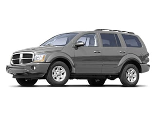 2008 Dodge Durango Pictures Durango Utility 4D Adventurer 2WD photos side front view