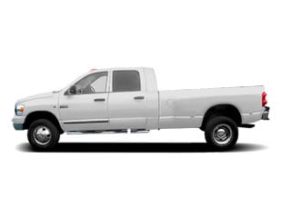 2008 Dodge Ram 3500 Pictures Ram 3500 Mega Cab Laramie 4WD T-Diesel photos side view
