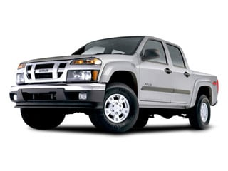 2008 Isuzu i-370 Pictures i-370 Crew Cab i-370 LS 2WD photos side front view