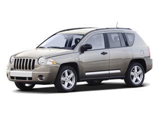 2008 Jeep Compass Pictures Compass Utility 4D Sport 2WD photos side front view