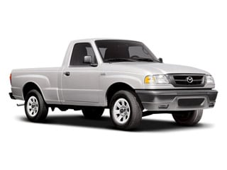2008 Mazda B-Series Truck Pictures B-Series Truck SE-5 2WD photos side front view