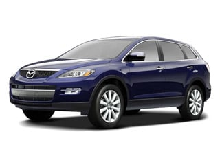 2008 Mazda CX-9 Pictures CX-9 Utility 4D Touring 2WD photos side front view
