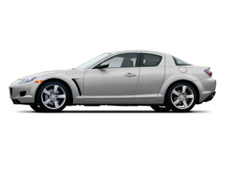 2008 Mazda RX-8 Pictures RX-8 Coupe 2D GT photos side view