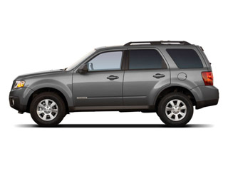 2008 Mazda Tribute Pictures Tribute Utility 4D Hybrid Touring 4WD photos side view