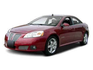 2008 Pontiac G6 Pictures G6 Sedan 4D GXP photos side front view