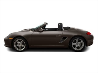 2008 Porsche Boxster Pictures Boxster Roadster 2D S photos side view