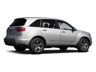 2009 Acura MDX Pictures MDX Utility 4D AWD photos side rear view