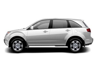 2009 Acura MDX Pictures MDX Utility 4D AWD photos side view