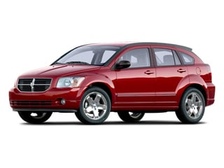 2009 Dodge Caliber Pictures Caliber Wagon 4D R/T photos side front view