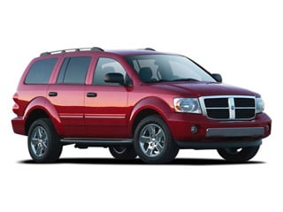 2009 Dodge Durango Pictures Durango Utility 4D SE 4WD photos side front view