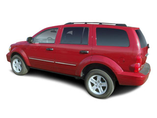 2009 Dodge Durango Pictures Durango Utility 4D SLT 4WD photos side rear view