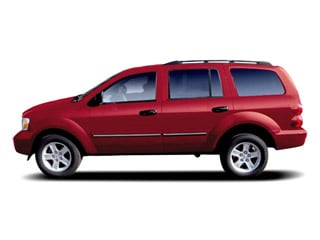 2009 Dodge Durango Pictures Durango Utility 4D SLT 4WD photos side view