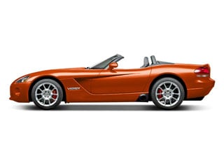 2009 Dodge Viper Pictures Viper 2 Door Roadster photos side view