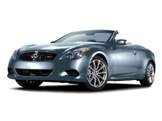 2009 INFINITI G37 Convertible Pictures G37 Convertible Convertible 2D photos side front view