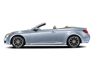 2009 INFINITI G37 Convertible Pictures G37 Convertible Convertible 2D photos side view