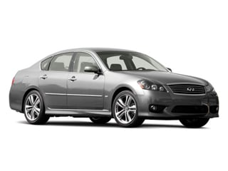 2009 INFINITI M35 Pictures M35 Sedan 4D AWD photos side front view