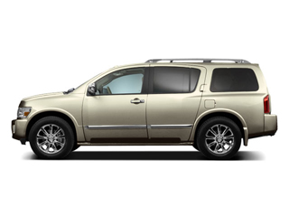 2009 INFINITI QX56 Pictures QX56 Utility 4D 2WD photos side view