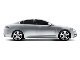 2009 Jaguar XF Pictures XF Sedan 4D 4.2 Supercharged photos side view