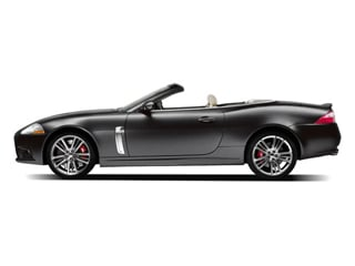 2009 Jaguar XK Series Pictures XK Series Convertible 2D photos side view