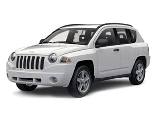 2009 Jeep Compass Pictures Compass Utility 4D Sport 2WD photos side front view