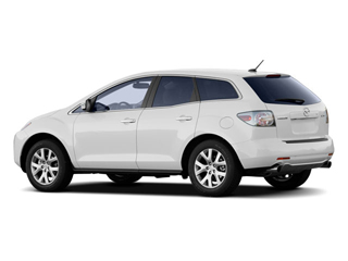 2009 Mazda CX-7 Pictures CX-7 Wagon 4D Touring AWD photos side rear view