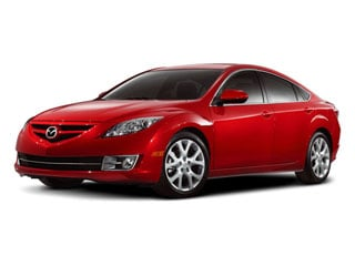 2009 Mazda Mazda6 Pictures Mazda6 Sedan 4D s Touring photos side front view