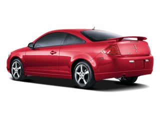 2009 Pontiac G5 Pictures G5 Coupe 2D photos side rear view