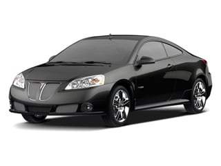 2009 Pontiac G6 Pictures G6 Coupe 2D GT photos side front view