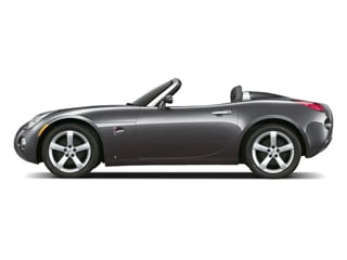 2009 Pontiac Solstice Pictures Solstice Roadster 2D GXP Club Sport photos side view