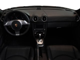 2009 Porsche Boxster Pictures Boxster Roadster 2D photos full dashboard