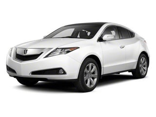 2010 Acura ZDX Pictures ZDX Utility 4D AWD photos side front view