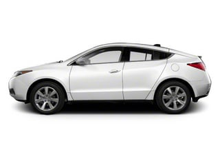 2010 Acura ZDX Pictures ZDX Utility 4D AWD photos side view
