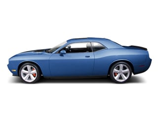 2010 Dodge Challenger Pictures Challenger Coupe 2D R/T photos side view