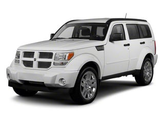 2010 Dodge Nitro Pictures Nitro Utility 4D SXT 4WD photos side front view