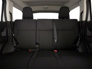 2010 Dodge Nitro Pictures Nitro Utility 4D SE 2WD photos backseat interior
