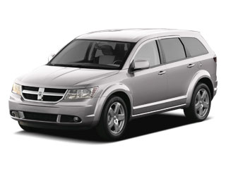 2010 Dodge Journey Pictures Journey Utility 4D SE 2WD photos side front view